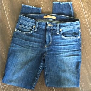 Joe's superstretch super skinny ankle Jean